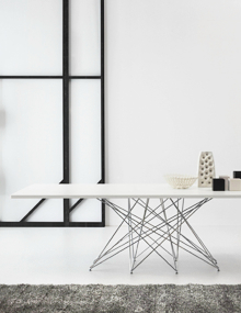 Bonaldo Octa Table. modern furniture Vancouver