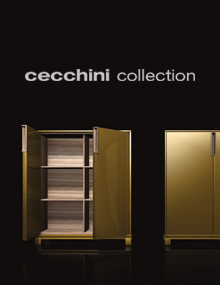 Cecchini Collection MAO2 TP Lacquer Cabinet