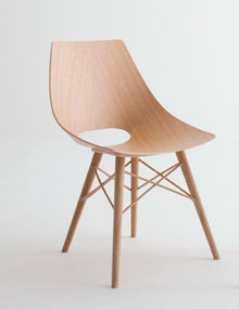 Emmemobili Glee Chair