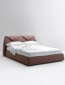 Modern Bed, Former Mail Bed