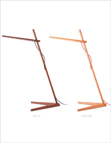 Pablo Clamp floor lamps