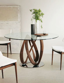 Porada Inifnity TableModern Furniture Vancouver