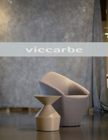 Viccarbe Penta Chair, Shape Stool