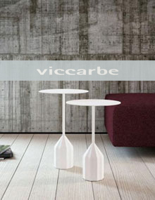 Viccarbe Burin Tables