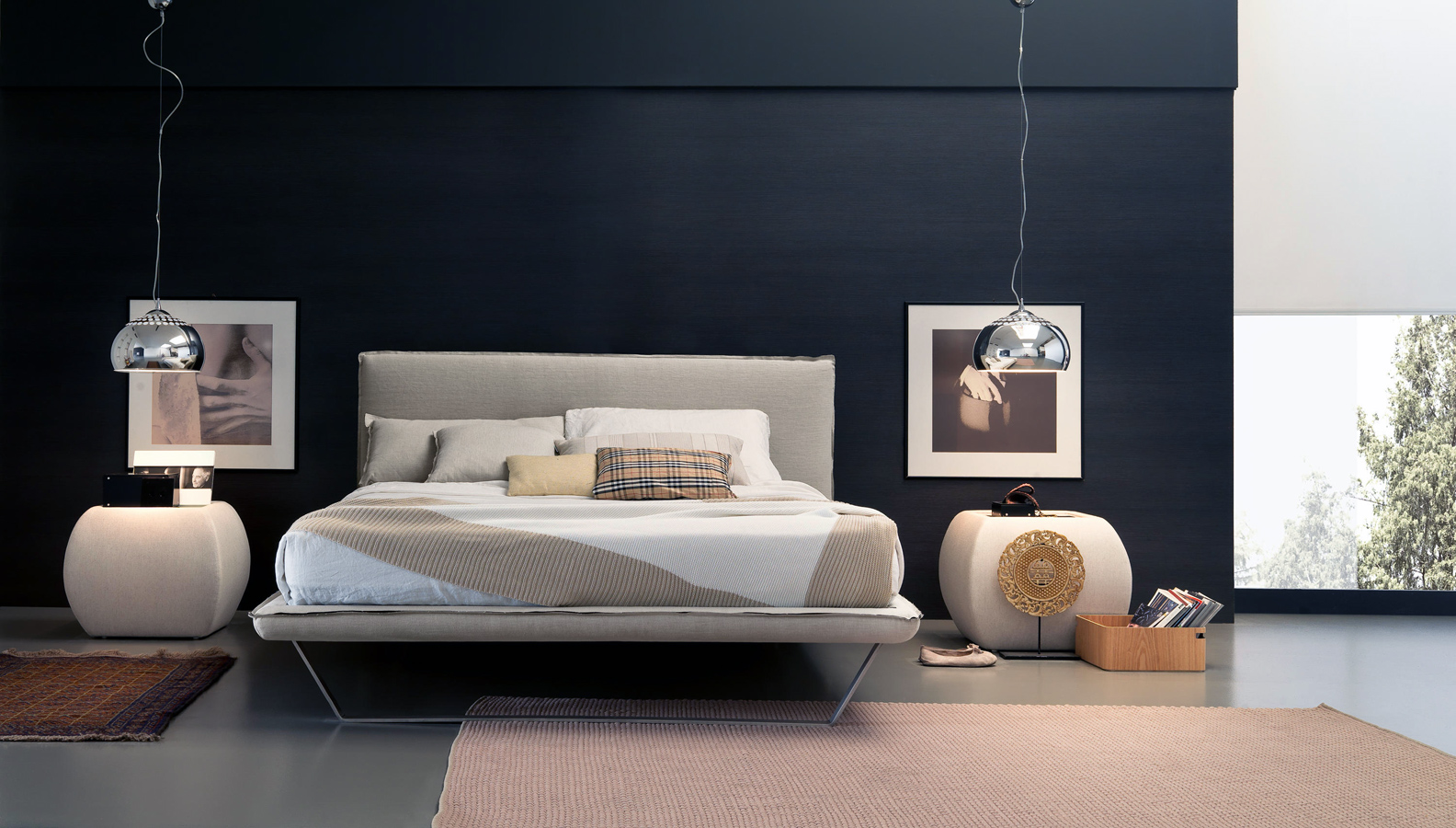 Modern furniture vancouver in stock bedroom furniture spencer interiors for Bedroom furniture vancouver bc