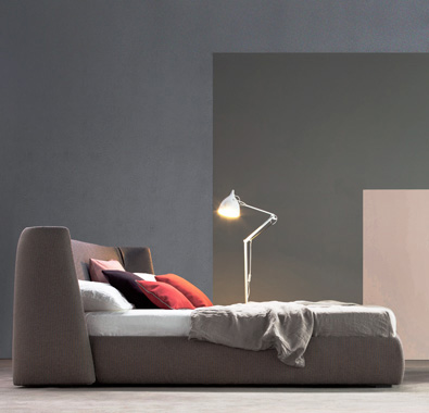 Modern Bed, Bonaldo Basket Bed