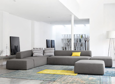 Bonaldo Melt Sectional