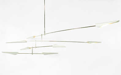 David Weeks Sarus Chandelier