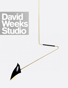David Weeks Studio, Akimbo lamp