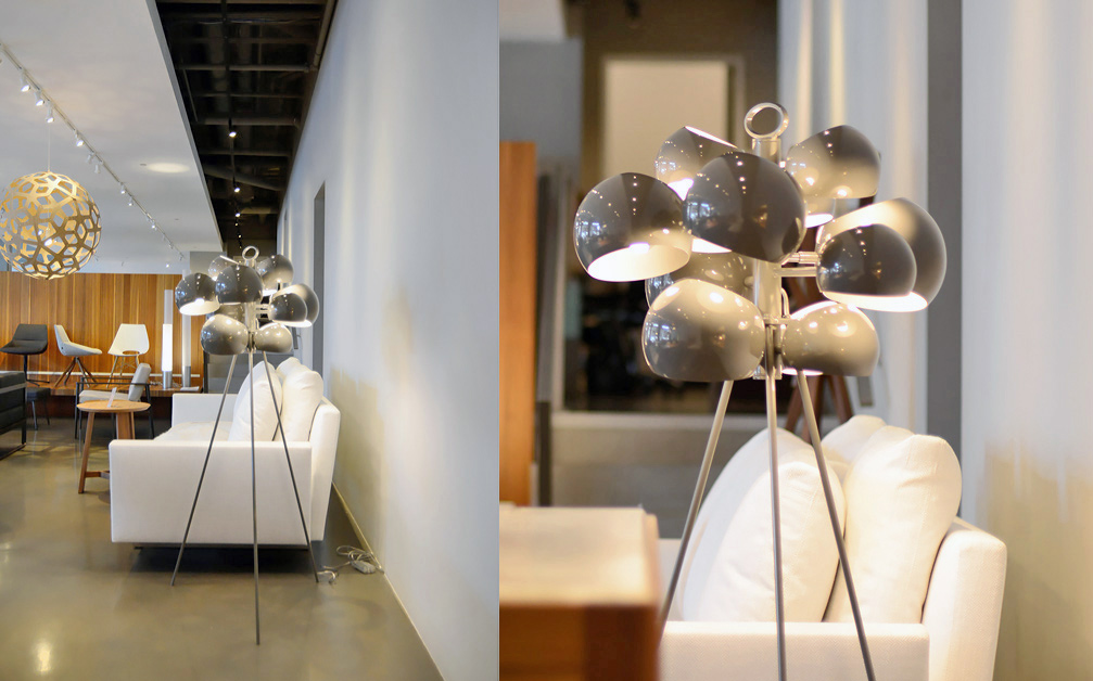 Modern furniture vancouver in stock lighting spencer interiors