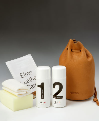 Elmo leather care kit