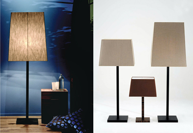 Luminara Woody lamps