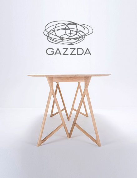 Gazzda Koza Table