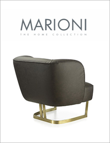 Marioni Italy, Notorious Collection, Joan Armchair