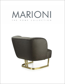 Marioni Notorious Collection, Joan Armchair