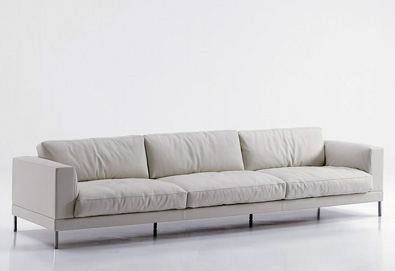 Matteograssi duplex sofa for Modern living room furniture vancouver