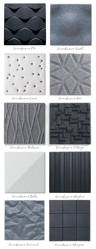 Offecct Soundwave Panels