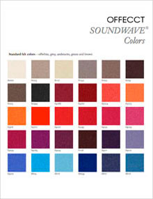 Offecct Soundwave Colors