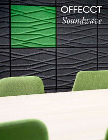 Offecct Soundwavemodern furniture vancouver
