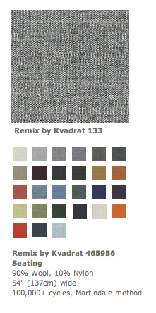 Remix by Kvadrat