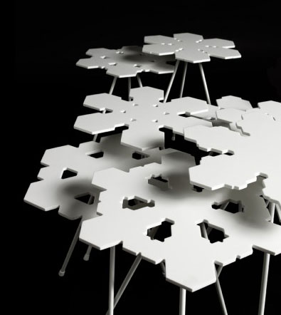Offecct Snowflake Table