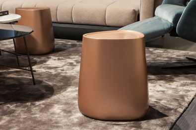 Vibieffe Pico Tables in Bronze