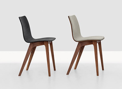 Morph chairs Anthracite