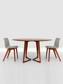 Zeitraum Twist Round Table