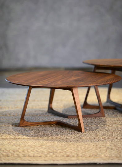 Zeitraum Twist Low Round Table