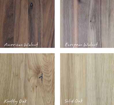 Zeitraum Wood Finishes