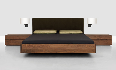 ZeitraumNightstands with Bed