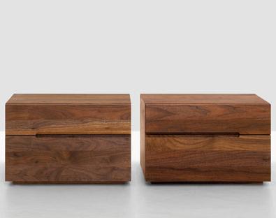 Modern furniture lighting spencer interiors bedroom for Moderne zeitraum