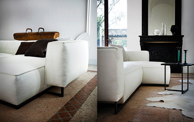 Arketipo Inkas Sectional White