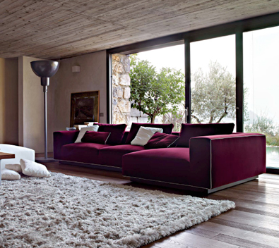 Arketipo Norman Sectional