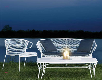 Accademia Vela Outdoor Sofa