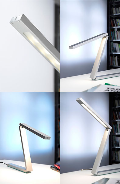 ANTA Zac table lamp LED