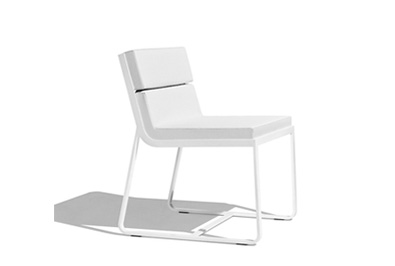 Bivaq Sit armless dining chair