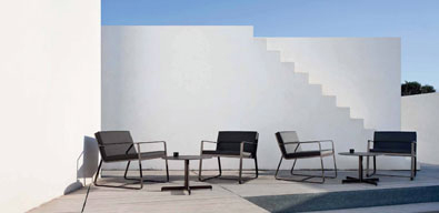 Bivaq Sit Lounge Chairs Group
