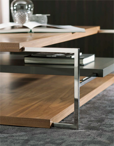 Casadesus Slide Low Table detail