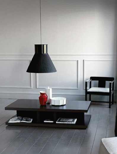 Casamilano Audrey Lamp in Black