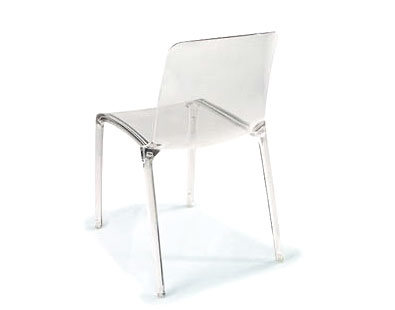 Casprini Tiffany Chair, clear