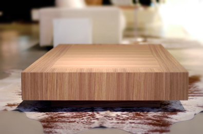 Cecchini Coffee Table with drawer