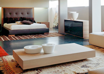 Cecchini low coffee table