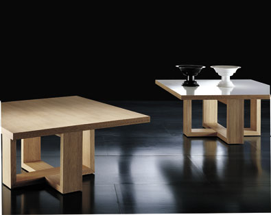 Cecchini square dining table