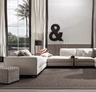 Frigerio, modern luxury furniture Vancouver