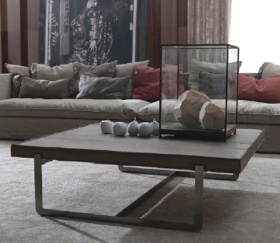 Frigerio Scott Table leather