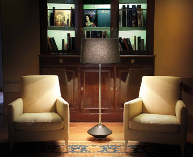 Luminara Vuvu Wood Floor lamp 2