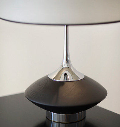Luminara VuVu lamp detail