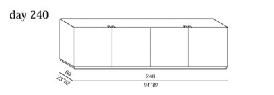 Day Server technical drawing