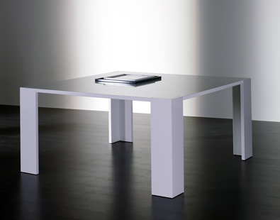 Meridiani Brando Table White